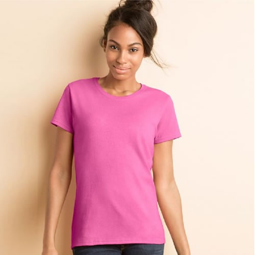 872681b7fbe GD06 Gildan Heavy Cotton Ladies T-Shirt